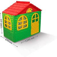 Игровой домик для улицы Фламинго