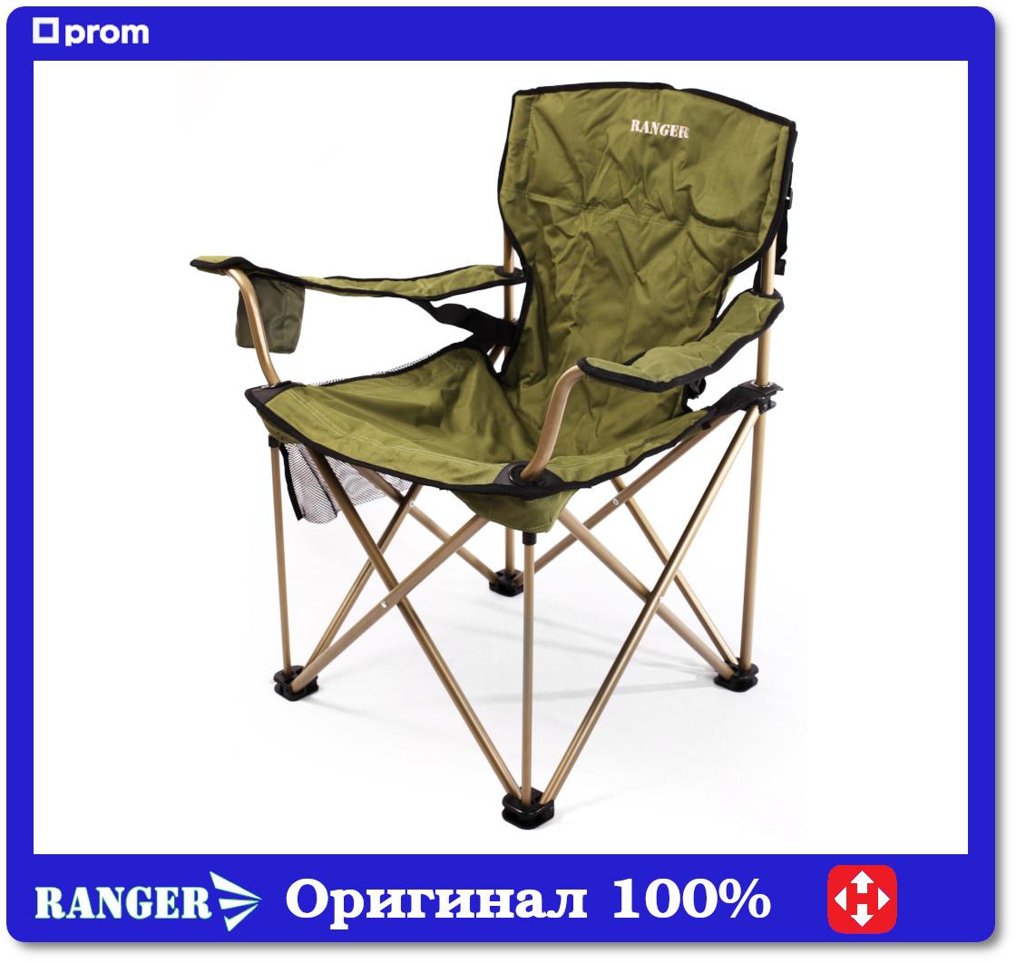Кресло складное рыбацкое Ranger Rshore Green FS 99806 (RA 2203)