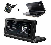 Видеорегистратор на Торпеду DVR 8618- 3 в 1 Android - Регистратор -GPS Навигатор + Камера Заднего Вида, фото 1