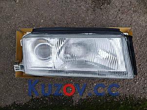 Фара Skoda Octavia 97-00 правая (Depo) Н4+Н3 665-1104R-LDEMN 1U1941018A, фото 2