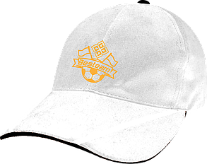 Кепка Besteam SPORTS CAP WHITE