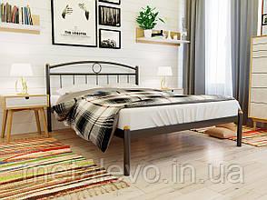Металлическая кровать ИНГА ТМ Метакам, фото 2