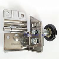 Кронштейн с роликом RBG700R-SS нержавеющий для ворот Alutech, фото 1
