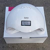 Лампа для ногтей SUN 5 с дисплеем 48 ВтLED+UV (Сан5)