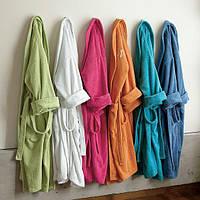 Махровые банные кимоно Турция
