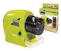 Электрическая точилка универсальная Swifty Sharp Green (2_004715)