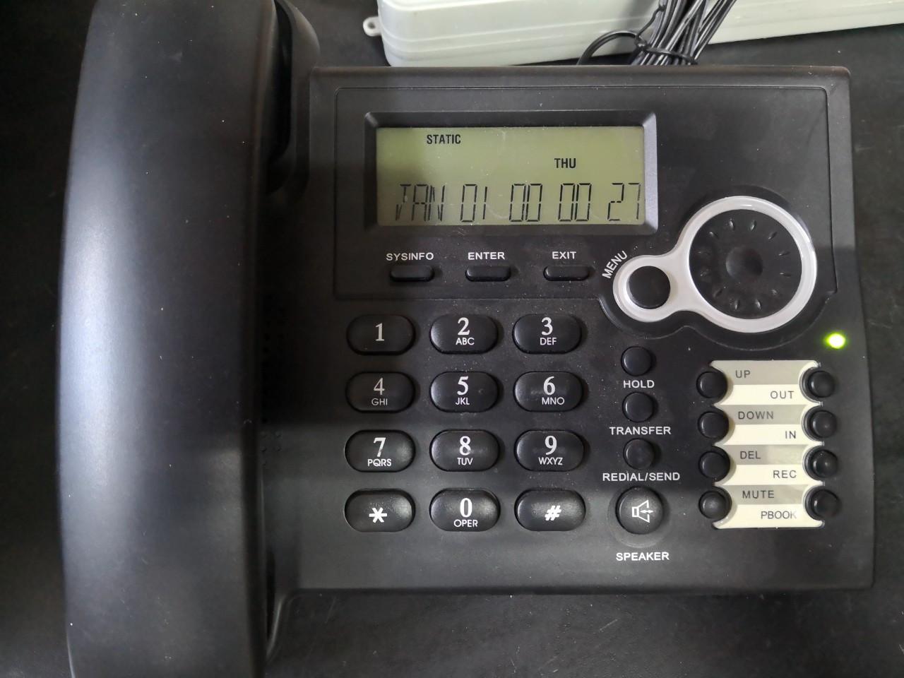 IP-телефон Foxgate VP501 бу