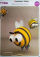Виниловая наклейка для Apple iPad, iPad 2, iPad 3, Bee /накладка/чехол /айпад