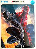 Виниловая наклейка для Apple iPad, iPad 2, iPad 3, Spider Man, человек паук, FP156 /накладка/чехол /айпад