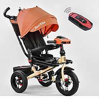 Трехколесный детский велосипед Best Trike 6088 F - 2230 , фото 1