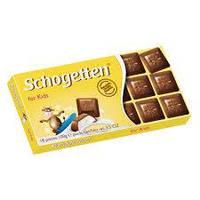 Schogetten детский шоколад