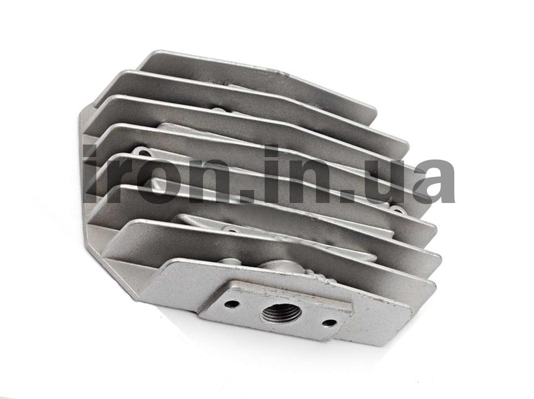 Крышка-головка цилиндра компрессора между центрами: 72*72*145 мм
