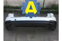 Бампер задний на Subaru Forester (Субару Форестер) 2013-2019