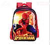 """Рюкзак школьный """"Spider-man"""" 1-4 класс - Фото"""