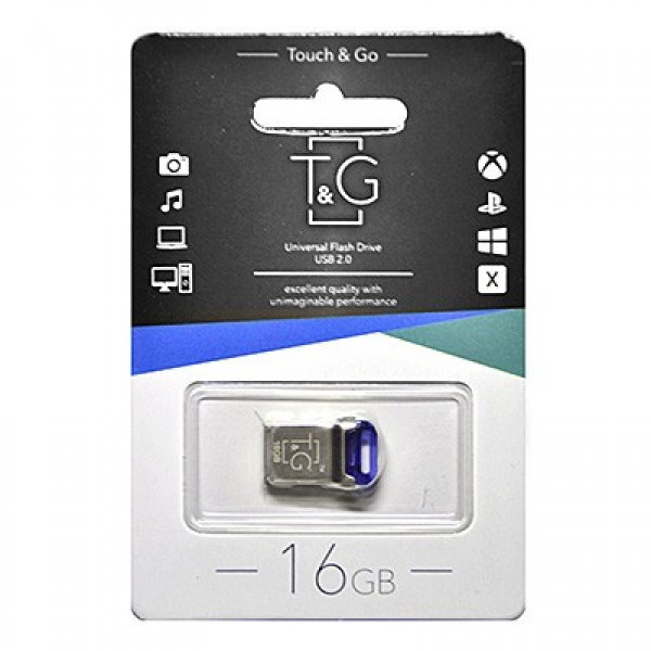 USB флешка T&G 16Gb ( флеш накопитель )
