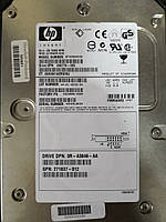 "Жесткий диск HP BF03685A35 36.4 Gb 15000 rpm SCSI 3.5"" HDD бу"