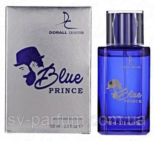 Туалетная вода мужская DC Blue Prince 100ml