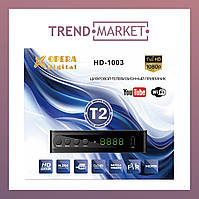 Процессор 2019 года! Premium Цифровая приставка OperaSky - Youtube, Wi-Fi, IPTV, USB, Тюнер Т2, Ресивер Т2