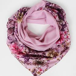 Женский платок на голову, шею из хлопка