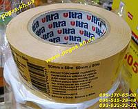 Скотч на полипропиленовой основе 50м ULTRA