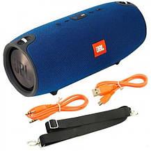 Портативная колонка JBL Extreme mini. Bluetooth колонка jbl Extreme синяя, фото 3