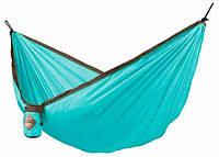 Одноместный туристический гамак La Siesta 'Colibri turquoise' (CLH15-3)