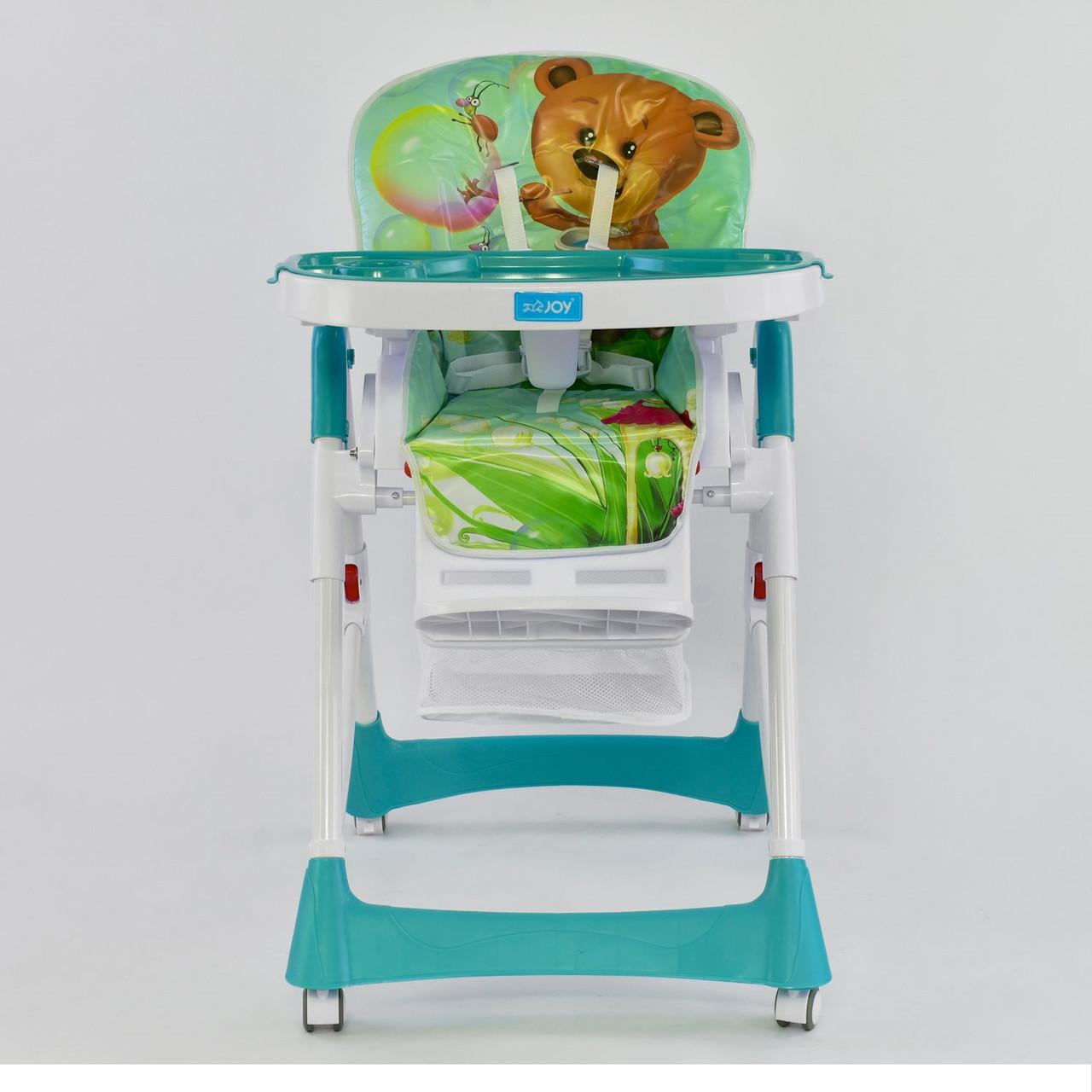 Стульчик для кормления JOY J 3900 зеленый