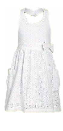 Платье детское   коллекция BELLISIMA весна-лето  Mariquita 111-28-040  (р.116-122)