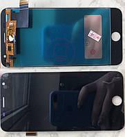Дисплей модуль Prestigio MultiPhone 7501 Duo Grace R7 в зборі з тачскріном, чорний