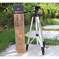 Универсальный, штатив, wt 330a, для, телефона, фотоопарата, лёгкий, качественный, прочный, tripod, оригинал