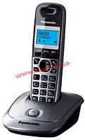 Радиотелефон Panasonic DECT KX-TG2511UAM Metallic