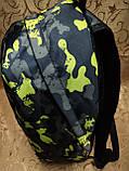 ПРИНТ рюкзак nike спортивный спорт городской стильный(только опт), фото 3