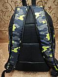 ПРИНТ рюкзак nike спортивный спорт городской стильный(только опт), фото 4