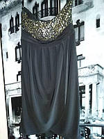 Шикарное коктейльное платье (идеальное состояние)