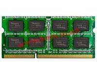 Память TEAM 8 GB SO-DIMM DDR3 1600 MHz (TED38G1600C11-S01)