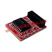 Модуль KVM over IP Aspeed 2300 224+32M RAM 32M ROM IPMI 2.0 ASMB7-IKVM (90SC0400-M0UAY0