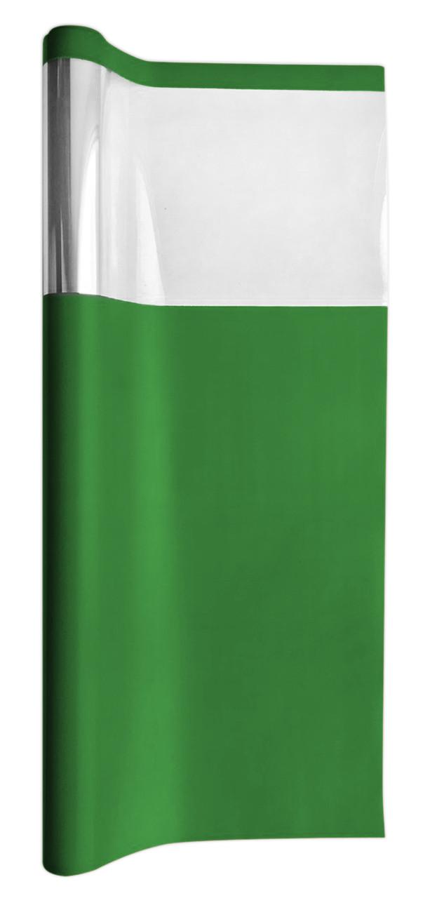 """Плівка тонована """"Вікно"""" зелена 60 см 10 метрів"""