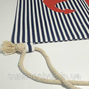 Пляжная сумка летний рюкзак опт и розница, фото 2