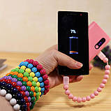 Кабель браслет Wearable Bracelet Charging Line, фото 3