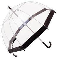 Зонт-трость Fulton Зонт-трость детский облегченный механический FULTON (ФУЛТОН) FULC603-Black, фото 1