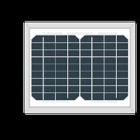 Монокристаллическая солнечная батарея AKM (М) 10 Вт