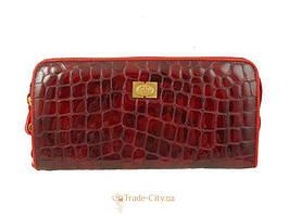 Кошелек или Портмоне Wanlima Кошелек женский кожаный WANLIMA (ВАНЛИМА) W82042840115-red