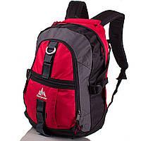 Рюкзак спортивный Onepolar Мужской рюкзак ONEPOLAR (ВАНПОЛАР) W731-red