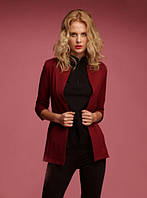 пиджак женский  кардиган красивый модный черный бордовый мята... 42 44 46 48 50 Р, фото 1