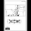 Домкрат ножничный подкатной 4т-5т, Bahco, BH1S45, фото 3