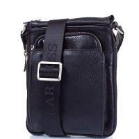 ea74255dbd099c Сумка-планшет Lare Boss Мужская кожаная сумка-планшет LARE BOSS (ЛАРЕ БОСС  ) TU65165-1-black