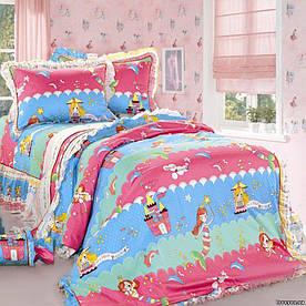 Детское постельное белье для младенцев Love You - CR-467 сатин
