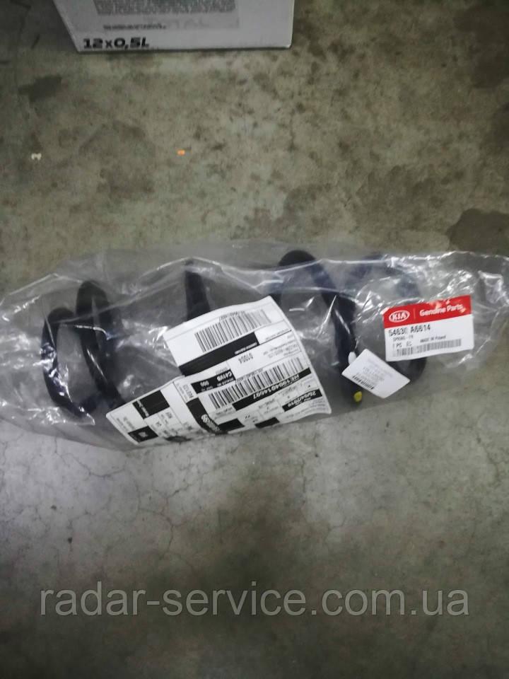 Пружина передняя, KIA Ceed 2012-16 JD, 54630a6614