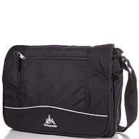 Сумка через плечо Onepolar Мужская сумка ONEPOLAR (ВАНПОЛАР) W308-black, фото 1