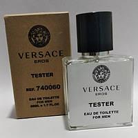 Мужская парфюмированная вода Versace Eros (Версаче Эрос) 50 мл тестер|tester